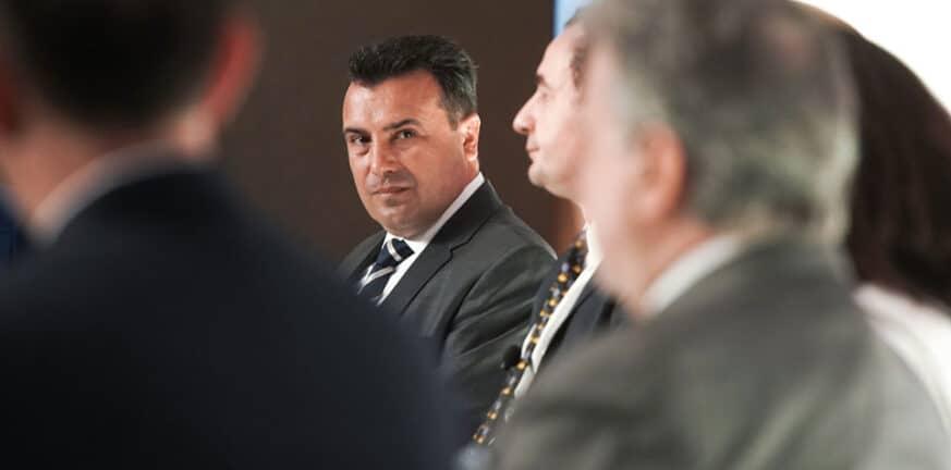Ζάεφ: Ικανοποίηση για την υπογραφή συμφωνίας με ΔΕΣΦΑ
