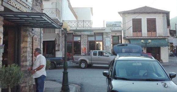 Κλειτορία: Καλντερίμια και προσόψεις κτιρίων θα την κάνουν γραφικό προορισμό