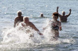 Πώς να μείνουμε ασφαλείςόταν κολυμπάμε