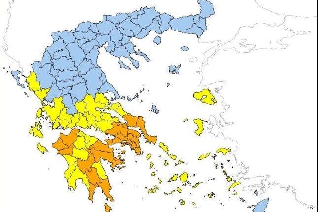 χαρτης προβλεψης
