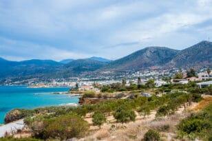 11433 Panorama of Hersonissos