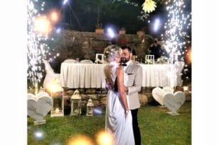 Αχαϊα: Παντρεύτηκε την καλή του ο δημοσιογράφος Αλέξανδρος Κογκόλης