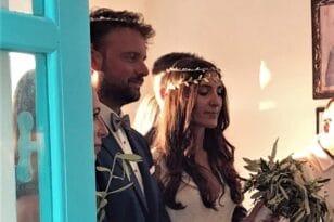 Στην Ιθάκη το Σαββατοκύριακο οι Πατρινοί, για τον γάμο του Σωτήρη Κορφιάτη και της Μαριώτας Αγγελοπούλου ΦΩΤΟ