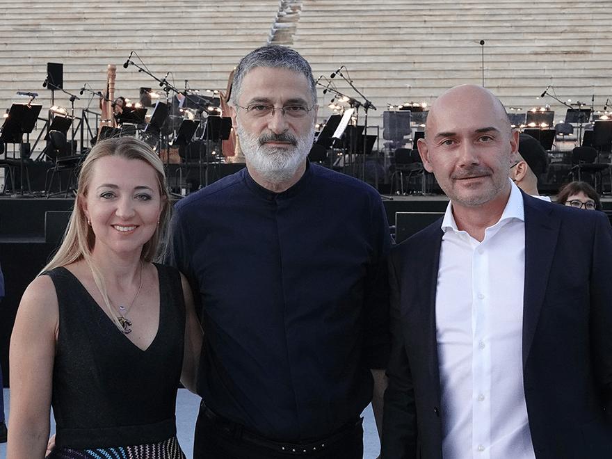 Lidl Ελλάς: Χορηγός του All Star Verdi Gala της ΕΛΣ στο Παναθηναϊκό Στάδιο