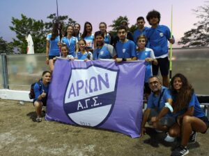 ARION team Loutraki 2021