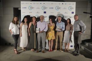Δύο χρυσά βραβεία για την Ολυμπία Οδό