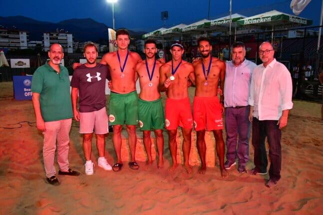 Το Greek Open Patras και το Patras Beach House κέρδισαν το στοίχημα-ΦΩΤΟΓΡΑΦΙΕΣ