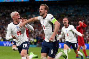 Η Αγγλία με διαιτητική εύνοια πήγε στον τελικό