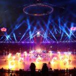 Olympics 2020 Opening Ceremony 1