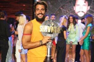 Τι τηλεθέαση έκανε ο τελικός του Survivor 2021