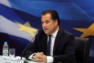 Γεωργιάδης: Δε θα υπάρξουν ελλείψεις στα ράφια