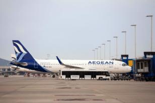 Aegean: Στα 600 εκατ. ευρώ η ρευστότητα - Πωλήσεις εισιτηρίων στο 75% του 2019