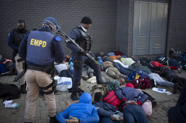 Νότια Αφρική: 212 οι νεκροί στα βίαια επεισόδια