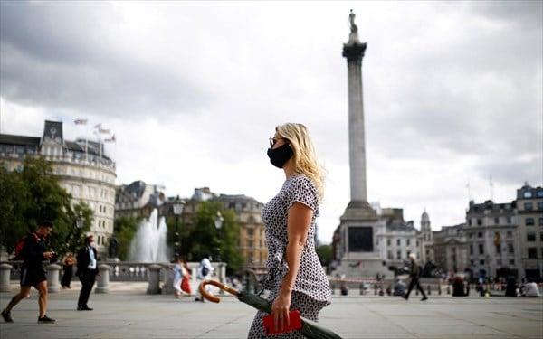 Περίπου 45.000 κρούσματα κορoνοϊού στην Βρετανία σε μία μέρα