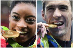 Το χρυσό μετάλλιο και η περίεργη συνήθεια με τους Ολυμπιονίκες να το δαγκώνουν