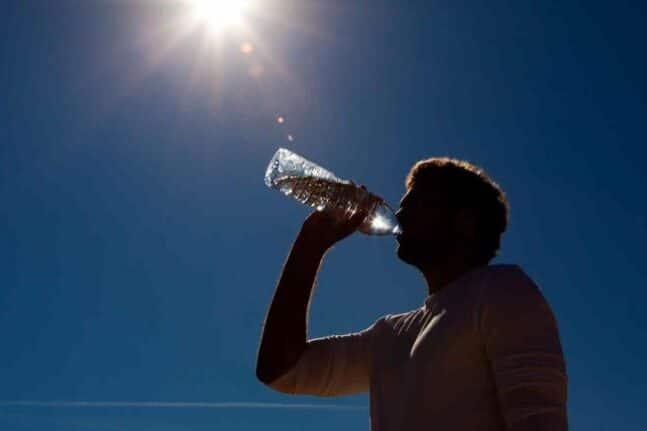 Στους 36-38 βαθμούς έφτασαν οι μέγιστες θερμοκρασίες την Κυριακή