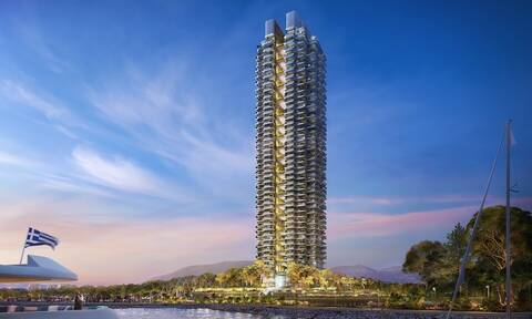 marina tower