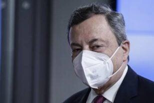 Ντράγκι: Έκκληση κατά του εμβολιασμού ισοδυναμεί με έκκληση υπέρ θανάτου