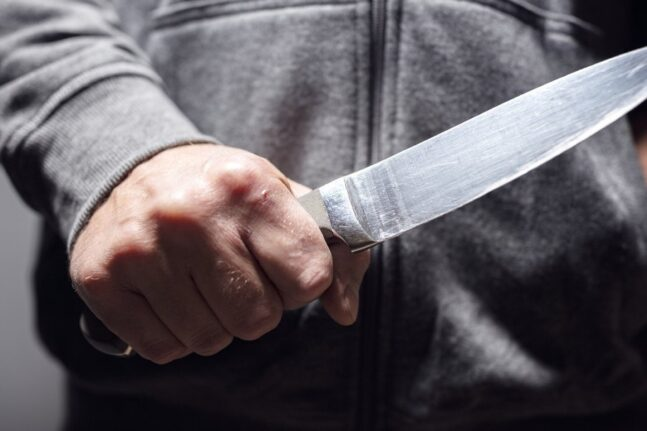 Πάτρα: 14χρονος κυκλοφορούσε με μαχαίρι 22 εκατοστών!
