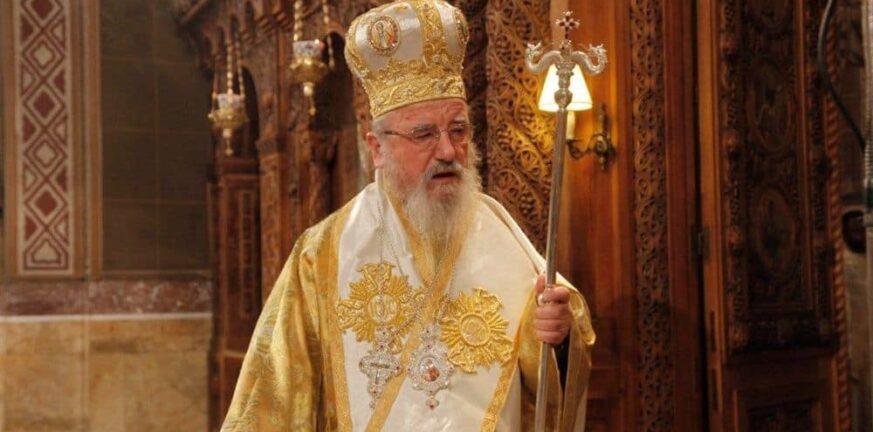 """Ιερά Σύνοδος: Καλεί σε απολογία τον μητροπολίτη Αιτωλίας για το """"αντάρτικο"""" του Πάσχα"""