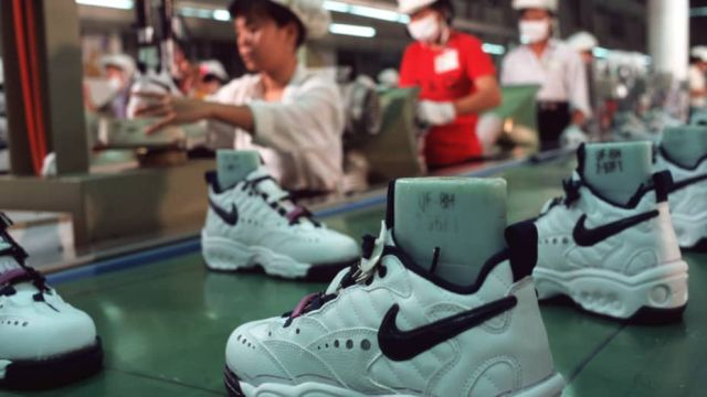 Ο κορονοϊός «έκλεισε» εργοστάσια της Nike στο Βιετνάμ
