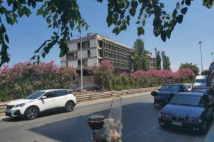 """Πάτρα - Όθωνος Αμαλίας: Η λεωφόρος που έγινε """"νεκρούπολη"""" - ΦΩΤΟ"""