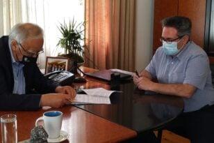 Καλάβρυτα: Υπεγράφη η σύμβαση για την εκπόνηση μελετών πυροπροστασίας για τα σχολεία