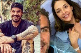 Έγινε μπαμπάς, αλλά δεν ντύνεται γαμπρός ο Άκης Πετρετζίκης