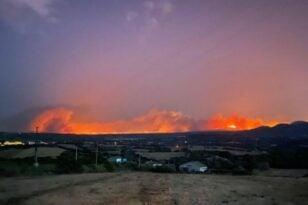 Δύο Καναντέρ στέλνει η Ελλάδα για τις πυρκαγιές στη Σαρδηνία