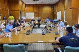Έκτακτες συνεδριάσεις Συντονιστικών χθες στην Ηλεία