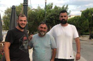 Αιγείρα/Ακράτα: Νέος προπονητής ο Φ. Σχοινάς