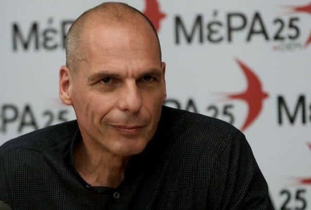 Πένθος για τον Γιάνη Βαρουφάκη -Πέθανε ο πατέρας του