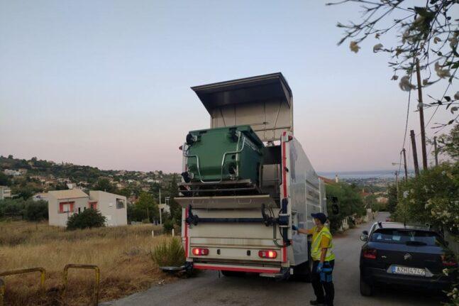 Πάτρα: Συνεχής μάχη του Δήμου για κάδους καθαρούς