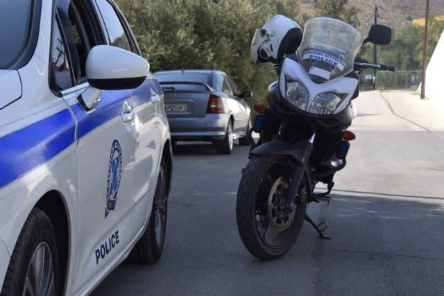 Ιόνια Οδός: Σύλληψη για παράνομη μεταφορά αλλοδαπών