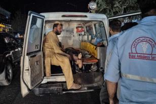 Καμπούλ: Τρομοκρατική επίθεση του ISIS με περισσότερους από 100 νεκρούς