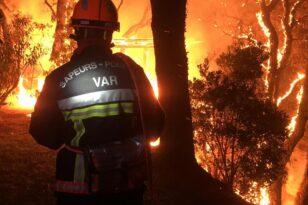 Γαλλία: Δύο νεκροί από τις πυρκαγιές, δεκάδες τραυματίες