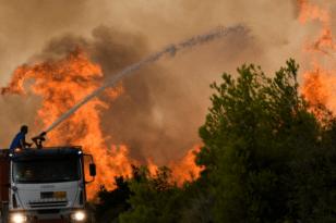 Φωτιά στην Αρκαδία: Εντολή εκκένωσης για 19 οικισμούς!