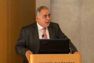 Νέος πρόεδρος της Κεντρικής Ενωσης Επιμελητηρίων Ελλάδος ο Γιάννης Χατζηθεοδοσίου -Στη θέση του Κωνσταντίνου Μίχαλου