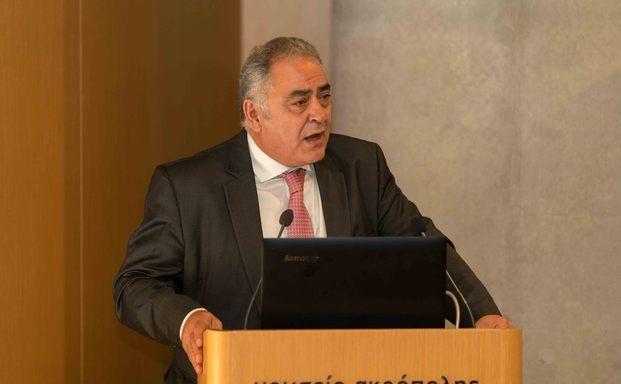 Γιάννης Χατζηθεοδοσίου πρόεδρος της Κεντρικής Ενωσης Επιμελητηρίων 2
