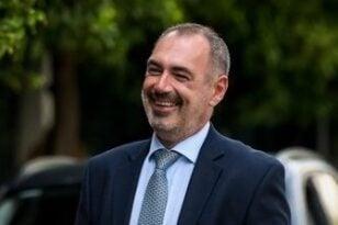 Κατσανιώτης: Θα κάνω τα πάντα ώστε να τιμήσω την εμπιστοσύνη του Πρωθυπουργού