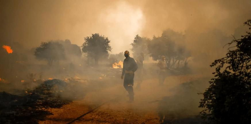 Φωτιά στη φωτιά: Το πιλοτικό πρόγραμμα στη Χίο ενάντια στις πυρκαγιές
