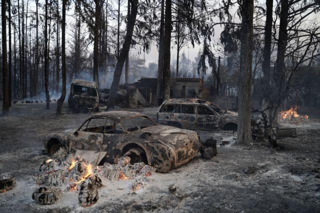 Σε ΦΕΚ η ΚΥΑ για τις αποζημιώσεις των πληγέντων από τις πυρκαγιές