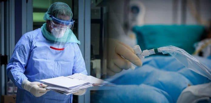 γιατρος κορονοιος