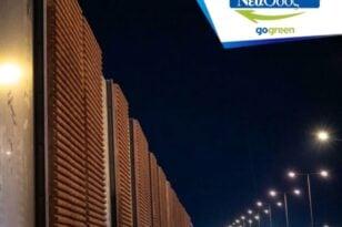 Νέα Οδός: Νέα «πράσινα», οικολογικά ηχοπετάσματα στον αυτοκινητόδρομο Α.Θ.Ε