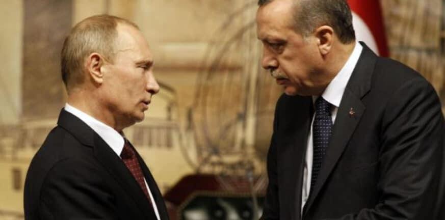 Στις 29 Σεπτεμβρίου η επίσκεψη Ερντογάν στην Ρωσία
