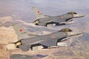 Αιγαίο: Μπαράζ εναέριων παραβιάσεων - Επιμένουν προκλητικά οι Τούρκοι
