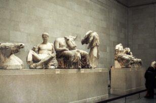 Βρετανικό Μουσείο: Στη βροχή τα γλυπτά του Παρθενώνα;
