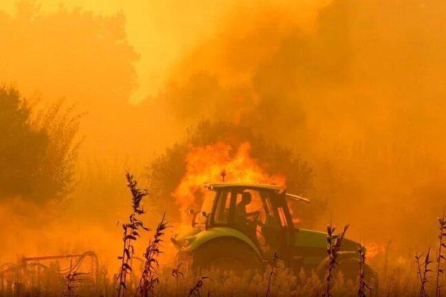 Ισπανία: Έσβησε η πυρκαγιά της Καταλονίας αλλά παραμένει υψηλός κίνδυνος για φωτιές