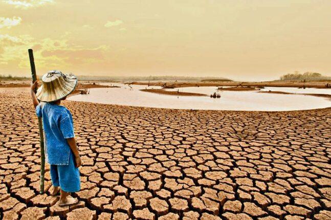 Το 2020 η πιο ζεστή χρονιά που έχει καταγραφεί ποτέ στην Ασία