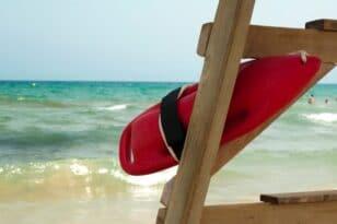 Εκπαιδευτική δράση για την ασφάλεια στη θάλασσα στην παραλία Καλογριάς